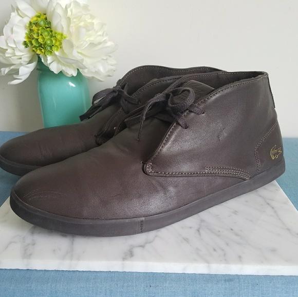 brand new aa250 a6dbd LACOSTE Arona Chukka Boot Size 13 . ...